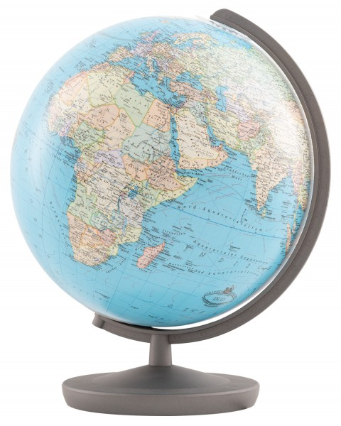 Columbus Duo, illuminated Globe - Ø 30 cm / 11,8 inch