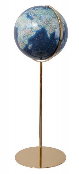 Columbus Duo Azzurro Leuchtglobus Standglobus Ø 40 cm, OID kompatibel