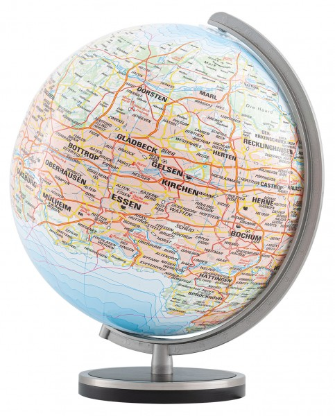 Ruhrgebietsglobus - Ø 34 cm