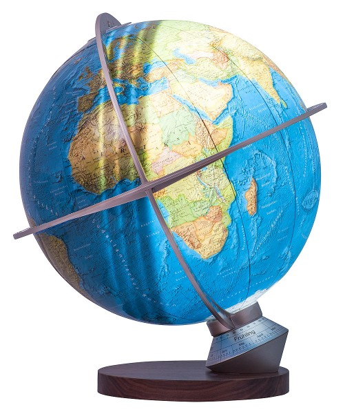 COLUMBUS DUORAMA Planet Earth - Ø 34 cm / 13,4 inch
