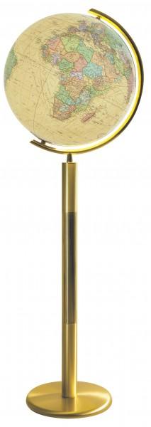 Standglobus Columbus Royal - Ø 40 cm, Messingausführung