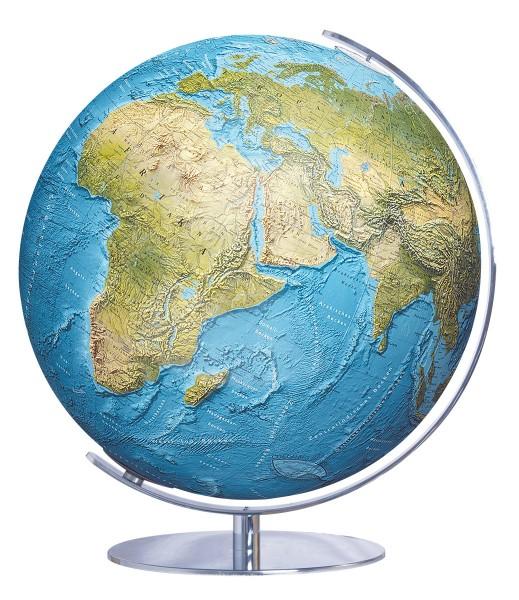 Verlichte wereldbol Columbus Duorama - Ø 34 cm   Acrylic bol   Globe ...