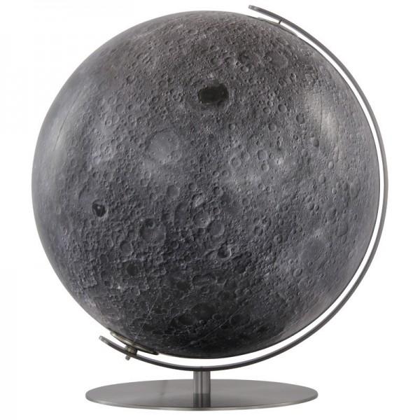 Mondglobus Leuchtglobus Ø 34 cm