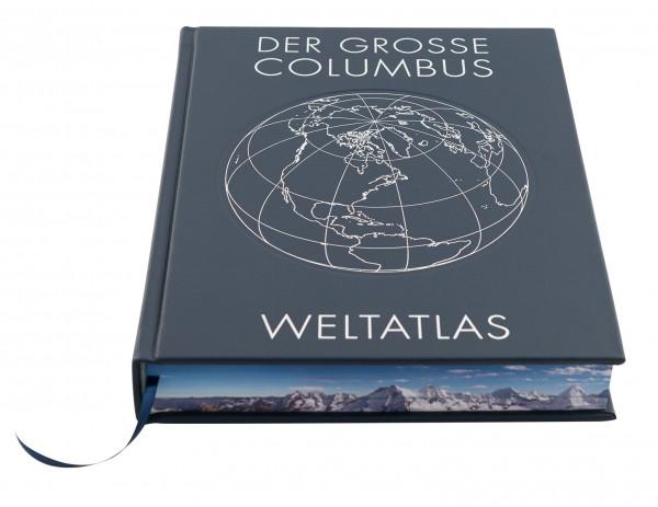 Der große COLUMBUS Weltatlas