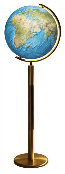 Standglobus Columbus Duorama - Ø 40 cm, Messingausführung