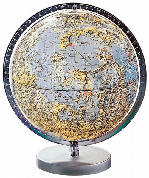 Columbus Leuchtglobus 'Der Mond' Ø 26 cm