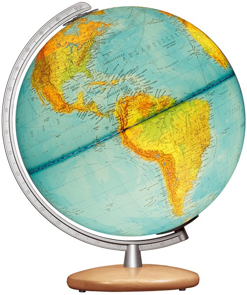 Desk Globe Columbus Duplex Ø 30 cm / 12 inch