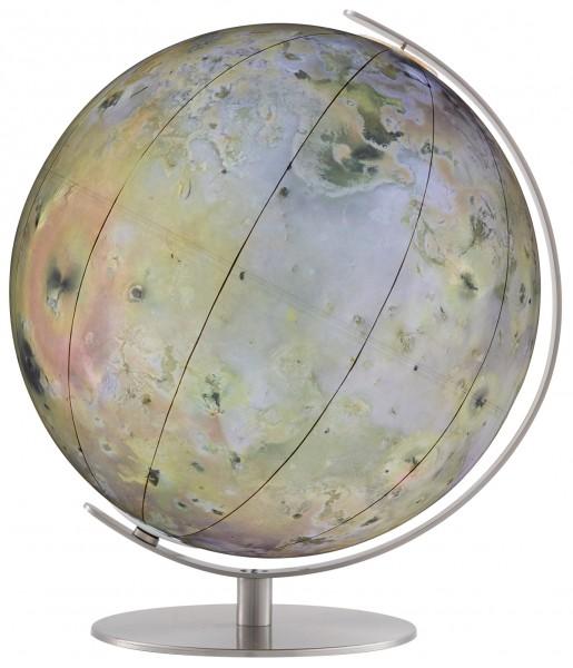 Mondglobus Jupitermond Io Leuchtglobus Ø 34 cm