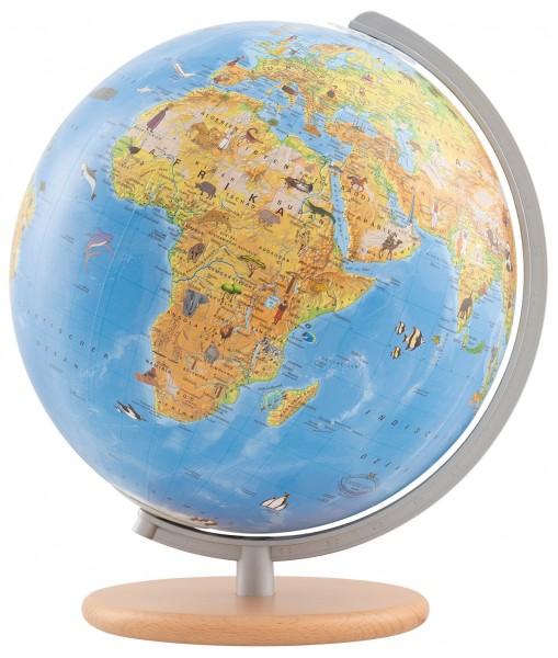 Kinderglobus COLUMBUS Unsere Erde Durchmesser 26 cm